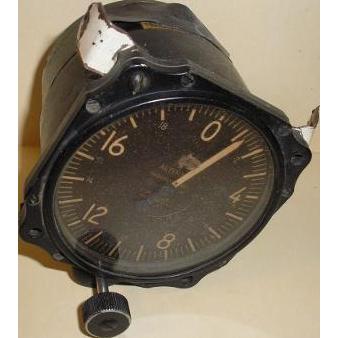World War 2 vintage Pioneer Altimeter.