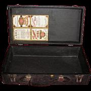 Champion Socks no. M 1885 and Thomas guaranteed Hose hosiery (box only)