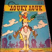 1969 GREEK edition Lucky Luke comic book.