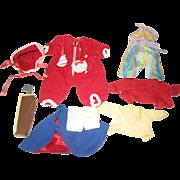 Doll Clothes Lot