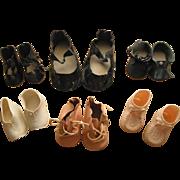Larger Older Doll Shoes