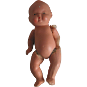 Occupied Japan - Small Baby Doll