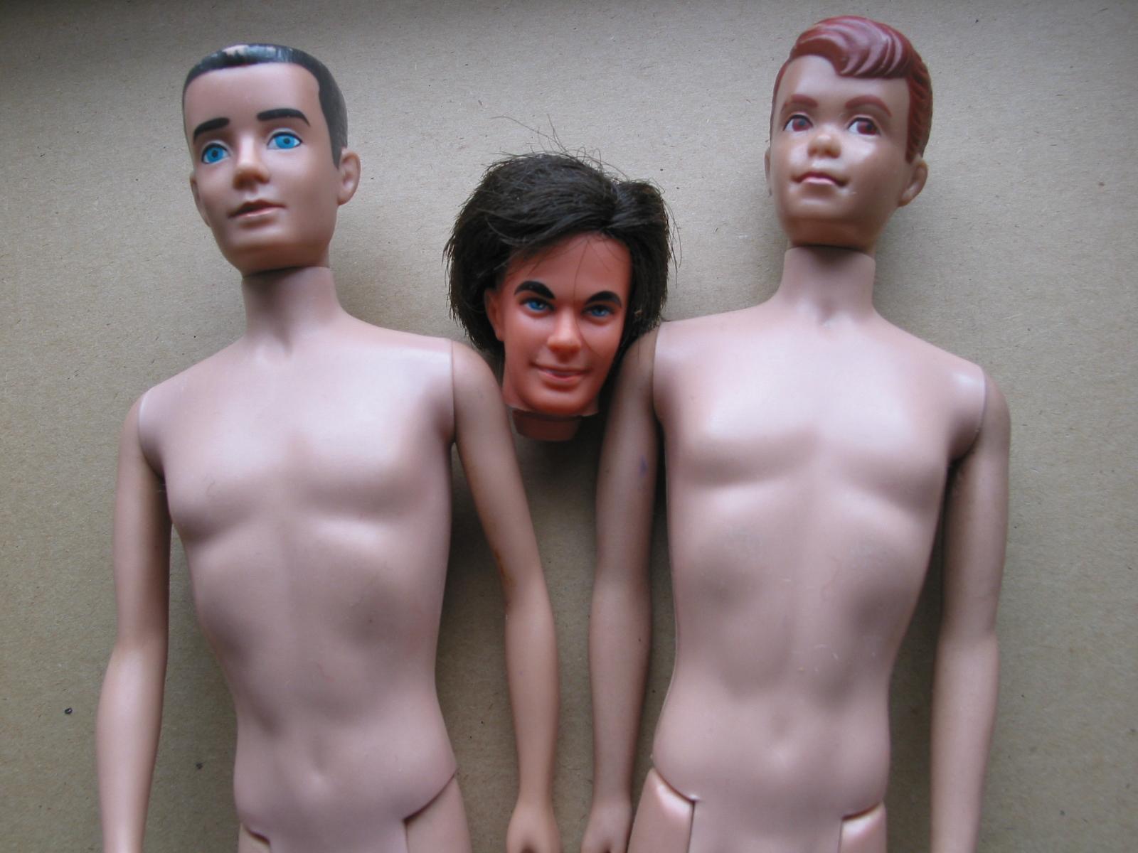 2 Mattel Male Dolls From Rubylane Sold On Ruby Lane