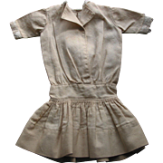 Old Cotton Doll Dress