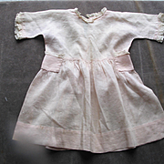 Old Doll Dress