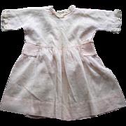Old Doll Dress