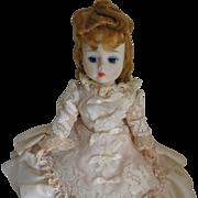 "Madam Alexander Cissette Portrette "" Godey"" Doll  1968"