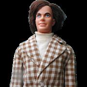 1973 Mod Hair Ken Doll