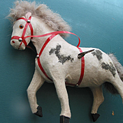 Wind-Up Toy Horse