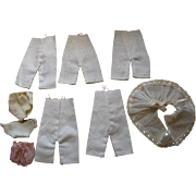 Small Doll Underpants