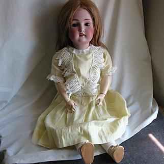 KESTNER  Bisque Head Doll  #168