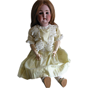 KESTNER  Bisque Head Doll  #168
