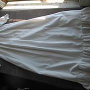 Long Baby - Doll Christening Dress