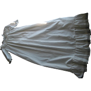 Long Baby - Doll Christening Dress