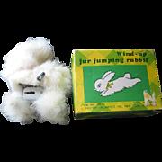 Wind-Up Jumping Rabbit in Original Box