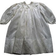 Old Doll /Baby Dress