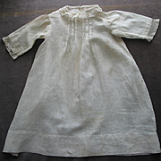 Old  Baby-Doll Dress