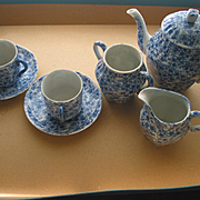 Tea Set - China Dishes -  Child Size