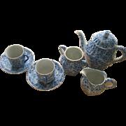 Tea Set - China Dishes -  Child Size