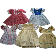 5 Pieces of Larger Doll Clothes