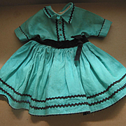 Shirley Temple Tagged Doll Dress
