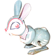 Metal Wind-up Toy Rabbit