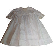 Old  Doll-Baby Dress