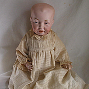 Old Dome Head Baby Doll