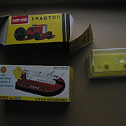 Original Boxes for Older Toy Vehicles