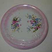 English Porcelain Tea Trivet No Signature