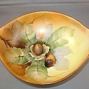 Acorns in a Bowl Very Early Noritake