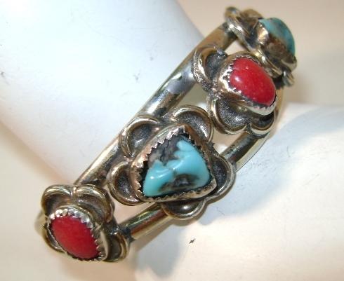 VINTAGE Indian Style Bracelet Beautiful