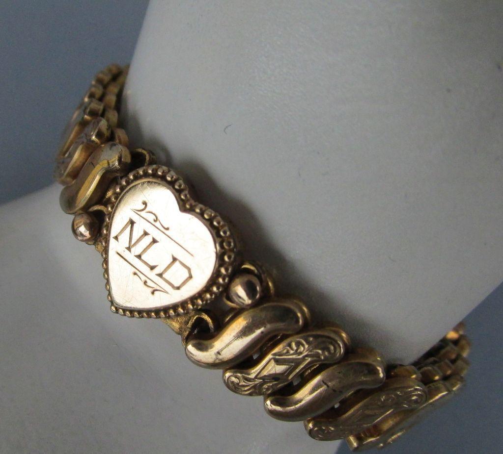 VINTAGE  Carmen Baby's Expansion Bracelet  Small