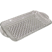 Wexford Glass Relish Tray
