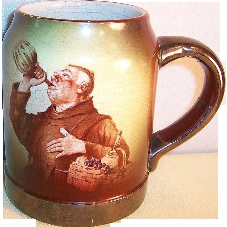 Old Monk Tankard / Mug