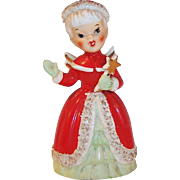 NAPCO Christmas Angel Bell Spaghetti Trim with Star