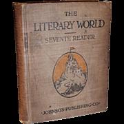 1919 Seventh Grade Reader