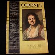 January 1938 Coronet Magazine