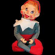 Large Japan Christmas Musical Pixie Elf