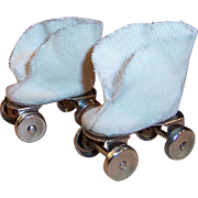 Vogue Doll Ginny Roller Skates in Case