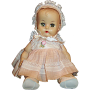 1950's Sleepy Eyes Vogue Ginnette Baby Doll