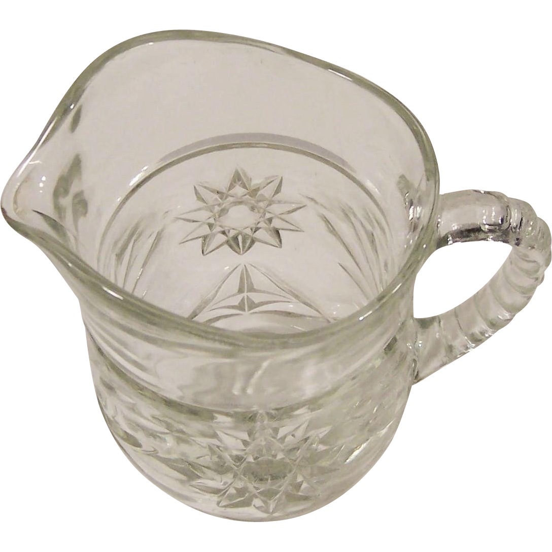 EAPC Star of David Small Pitcher