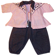 Original Vogue Baby Ginnette Snow Ski Suit