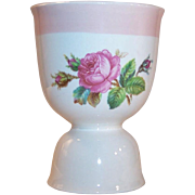 Homer Laughlin Swing Moss Rose Egg Cup