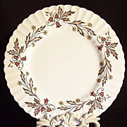 "J&G Meakin 10"" Hampton Court Dinner Plates"