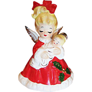 Josef Originals Christmas Angel & Baby Jesus
