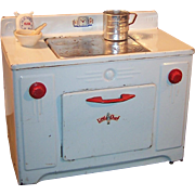 Vintage 1950's Little Chef Toy Stove