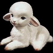 Sweet Lefton Lamb for Nursery or Easter