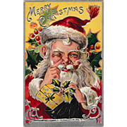 Antique St. Nick Postcard