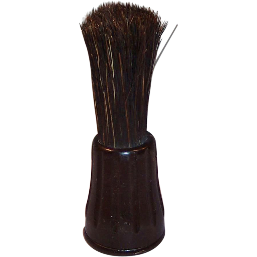 "Vintage Ever - Ready 4"" Shaving Brush"
